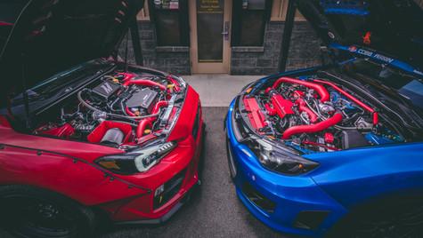 Custom Subaru Motor builds.