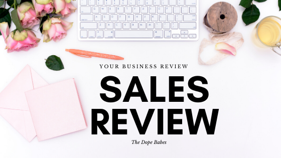 How Did Your Business Do This Year