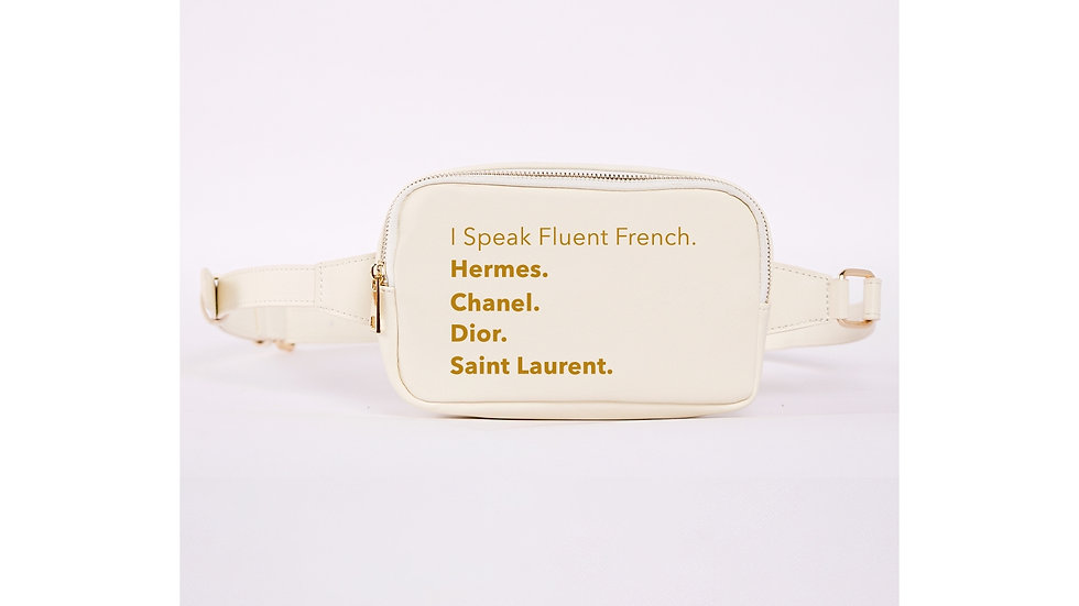 LA/TC FRANNY FANNY - Fluent French