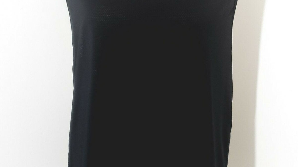 Fabletics Black Mesh Training Day Tank Style #TK1721012