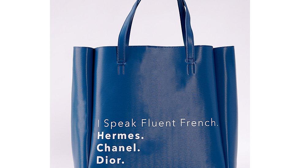 LA/TC NEVER FULL TOTE - Fluent French
