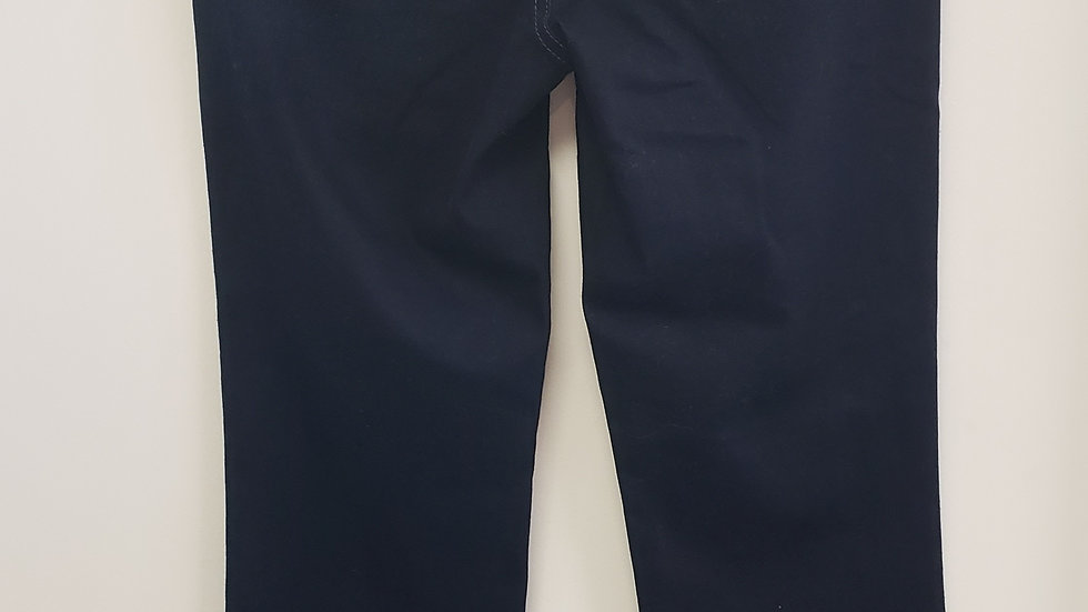 NEW Talbots Flawless Five-Pocket Jeans Size 6 Dark Blue
