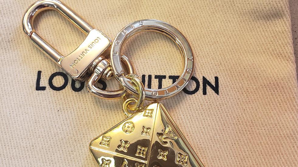 Louis Vuitton Porte Cles Love Note Bag Charm/ Key Chain
