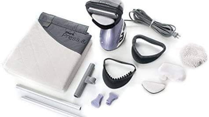 Shark Press and Refresh GS500 Portable Handheld Fabric Care System