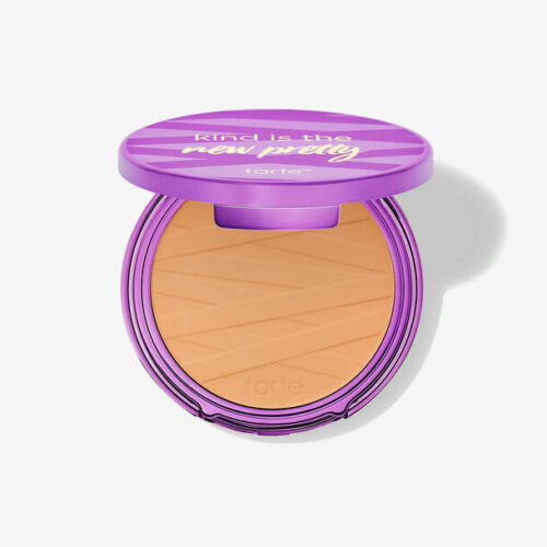 Tarte High Performance Naturals Shape Tape Pressed Powder 37H Medium Tan Honey