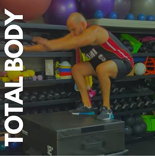 Monday Total Body Workout