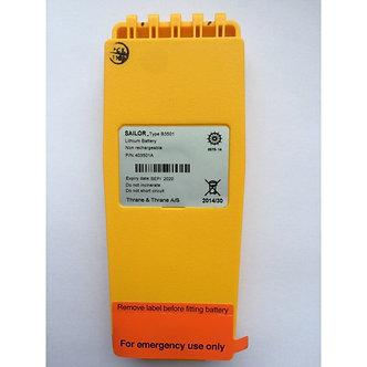 Sailor B3501 lithium battery
