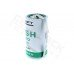 Battery LSH20 - is 3.6 V. Lithium-thionyl chloride