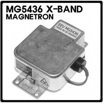 MG5436 X-Band Magnetron