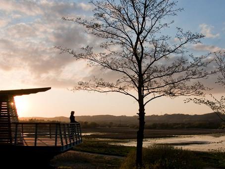 En vandreferie med høj komfort i Danmarks natur er den gode bæredygtige julegaveidé