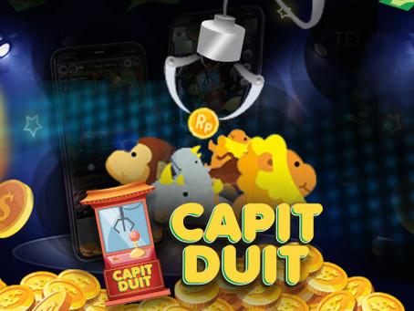 Permainan Capit Duit Uang Asli Dari 988slot