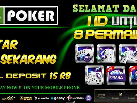 Ciri-Ciri Memilih Situs Judi IDN Poker Online Resmi Terpercaya | 988Poker