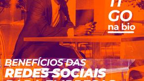 BENEFÍCIOS DAS REDES SOCIAIS PARA EMPRESAS