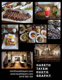 Culinary Flyer  HTP