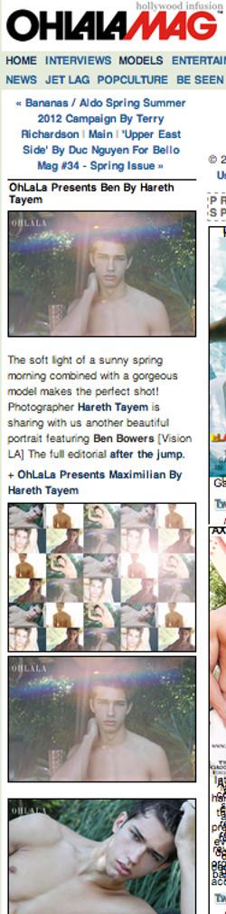 Ohlala Magazine Online