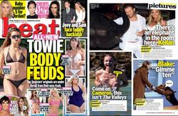 Heat Magazine UK