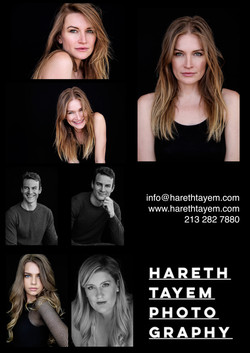 Headshots Flyer HTP