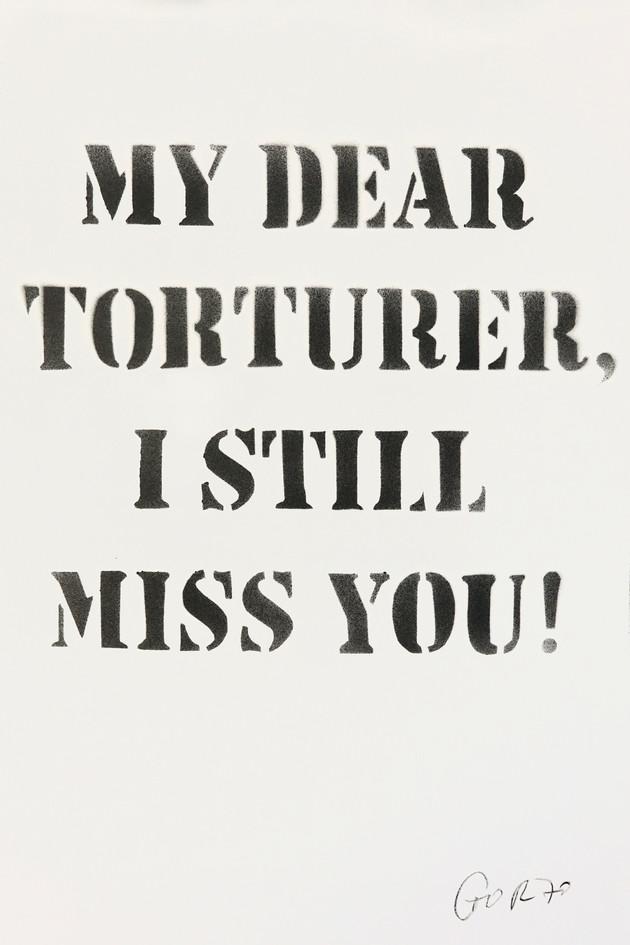 My Dear Torturer