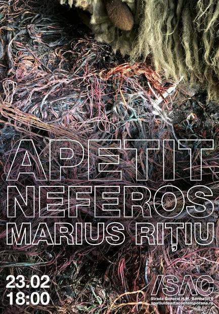 Marius Ritiu - Non-ferrous Appetite