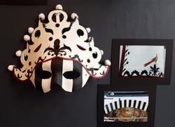 Máscara Rila