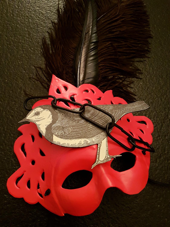 Máscara Libertad Enjaulada
