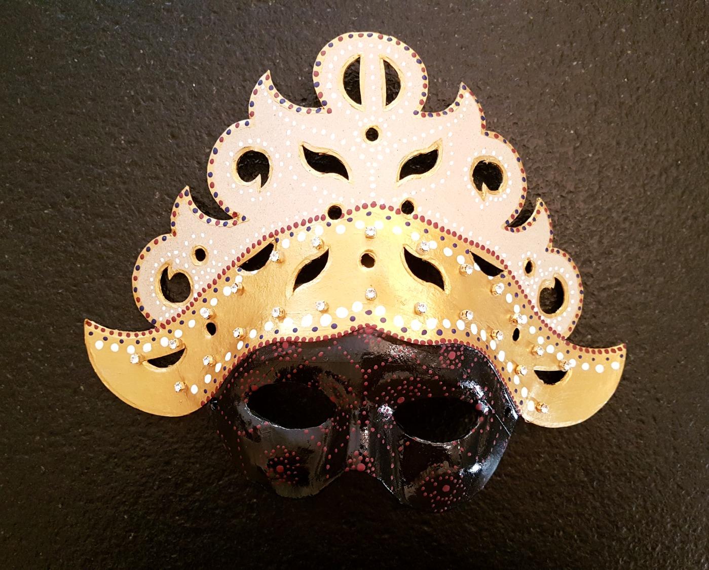 Máscara Bizantina