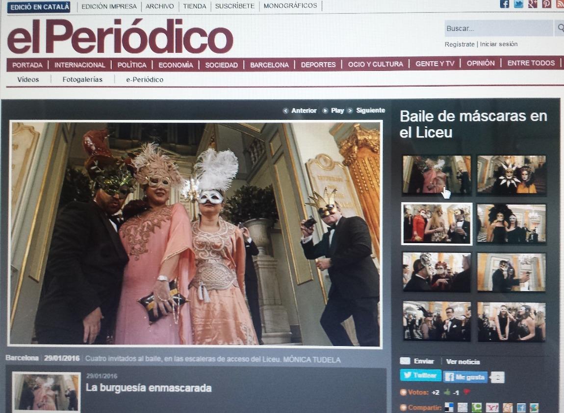 El Periódico digital 2016.