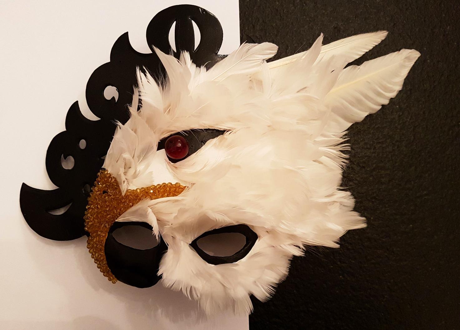 Máscara de Águila