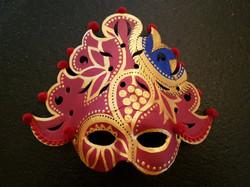Máscara Tradición