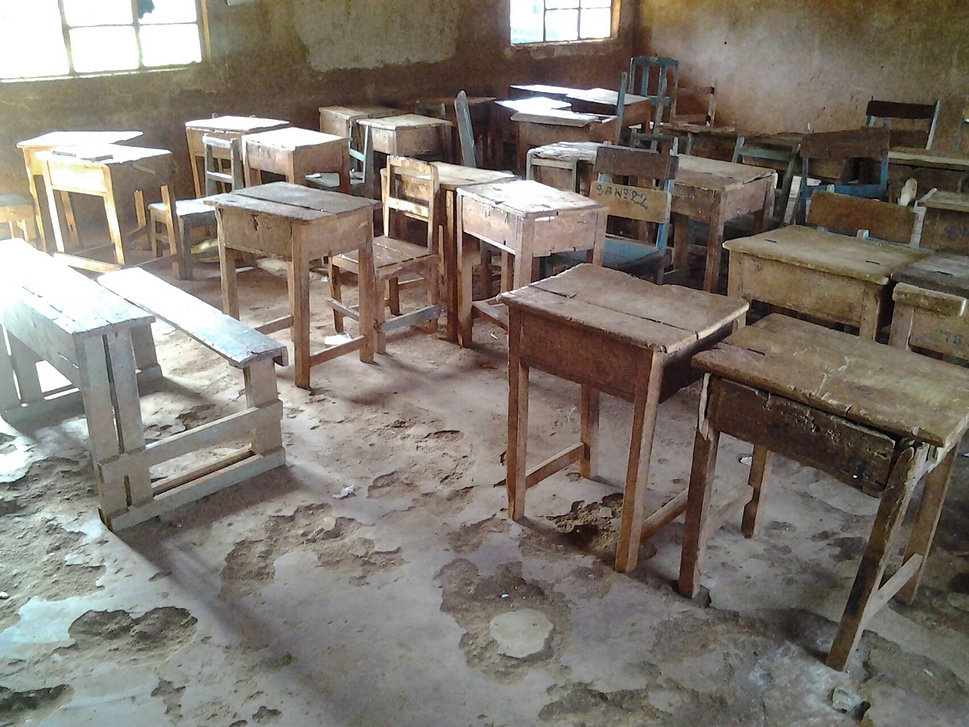 A class in need