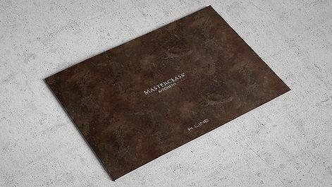 Masterclass Kitchen Brochure
