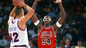 MJ Was A Complete SAVAGE, Didn't Let Horace Grant Eat After Games