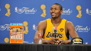 Ron Artest Has Now Added Another Pseudonym