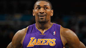 Ron Artest Made No Friends When He Initially Joined The Lakers