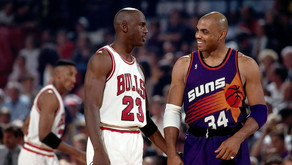 Charles Barkley Open To Amending Broken Friendship With MJ