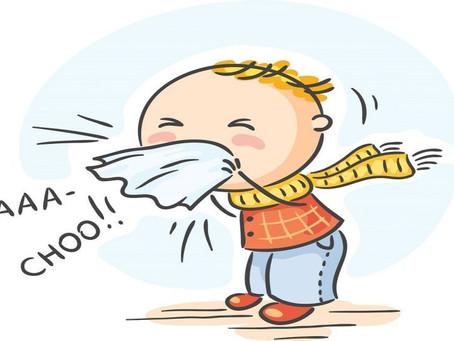 Seu filho tem alergia respiratória? Então confira as dicas que separamos para você.