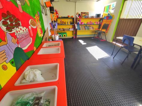 Brinquedoteca da Escola Infantil Vila das Letras