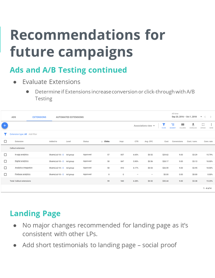 Firebase Analytics Android Google Ads 18