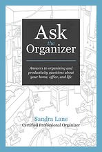 AsktheOrganizer_FINAL KINDLE book cover