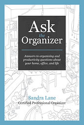 AsktheOrganizer_FINAL KINDLE book cover