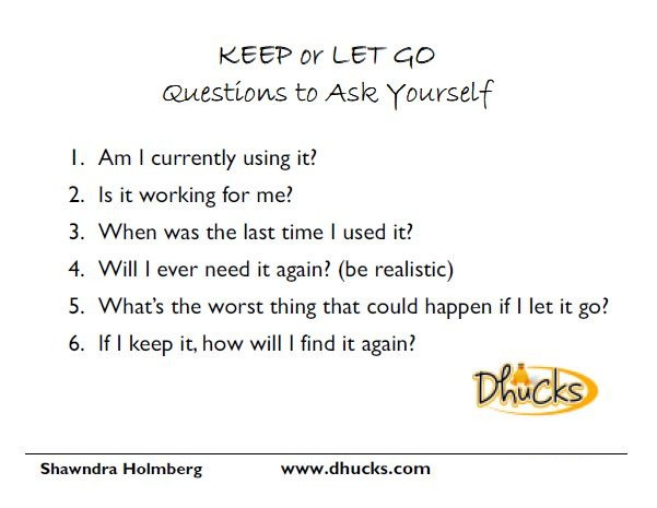 questions to ask yourself to build your decision muscles