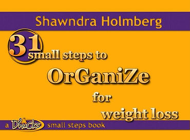 31 Small Steps Weight Loss paperback boo