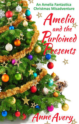 Amelia and the Purloined Presents by Ann
