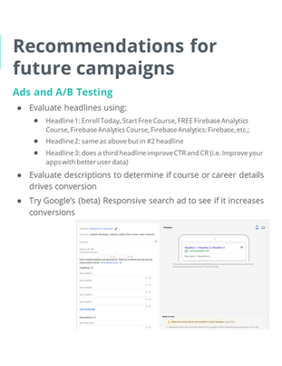 Firebase Analytics Android Google Ads 17