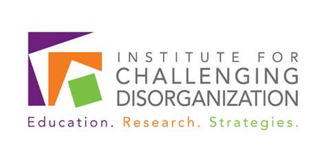 Institute for Challenging Disorganization: Education, Research, Strategies