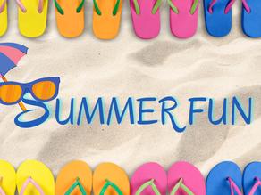 ⛱ Organize for Summer Fun