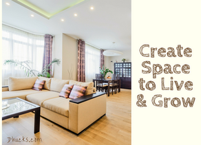 Create Space in Your Life