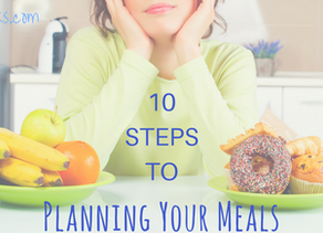 10 Steps to Planning Your Meals