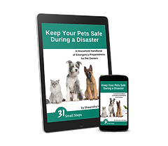 3D cover mockup for 31 SS Pets - Tablet