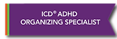 Level II_ADHD Organizing Specialist Tag.